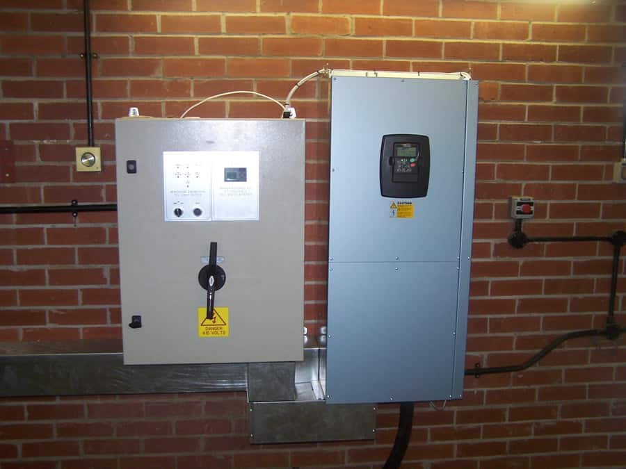 Variable Speed Motor Control Panel