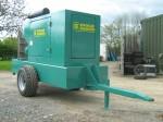 Engine Enclosed mobile Diesel Engine irrigation Pump Unit