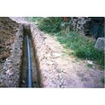 Underground Pipe