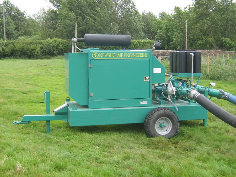 Tractor Pto Pump : Diesel engine and tractor pto pump units newsholme