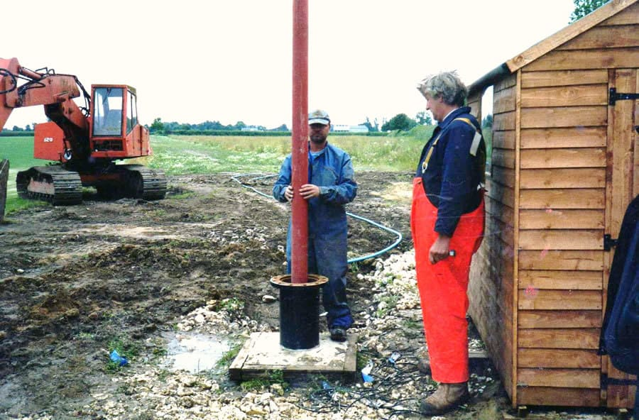 Borehole Pump Installation