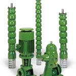 Lineshaft Borehole Pumps