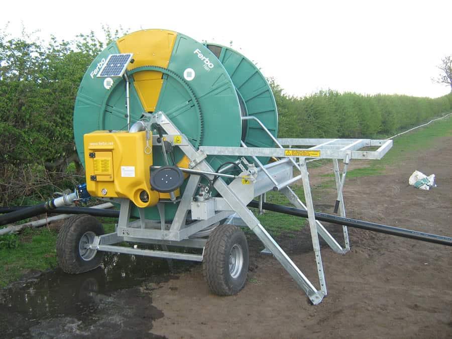 Hose reel irrigators newsholme engineering
