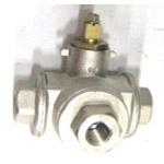 3 port valve