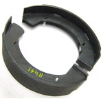 Service exchange drum brake shoes