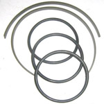 Drum inlet seal kits