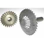 Hose guide drive sprockets