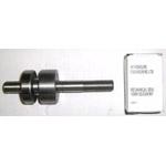 Turbine shaft bearings and mechanical seal
